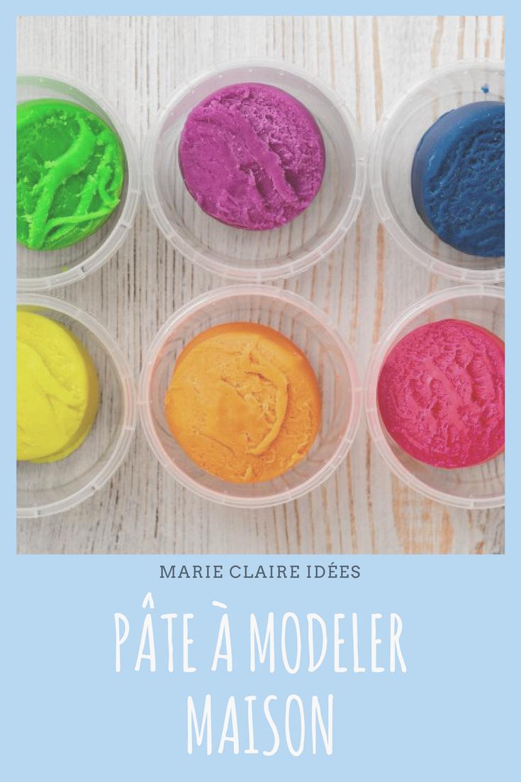 Pate A Modeler Maison Facile - Ventana Blog