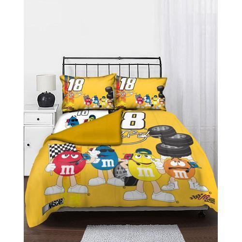 Image detail for -bedding | kyle busch merchandise | kyle busch ...