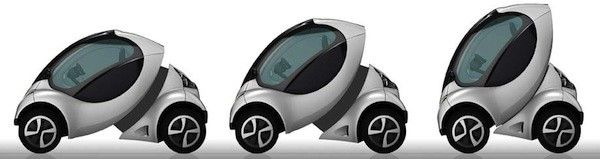 Mit S Hiriko Foldable Car Said To Be Priced At Around 16k When It Launches Later Next Year Car Transportation Cool Tech