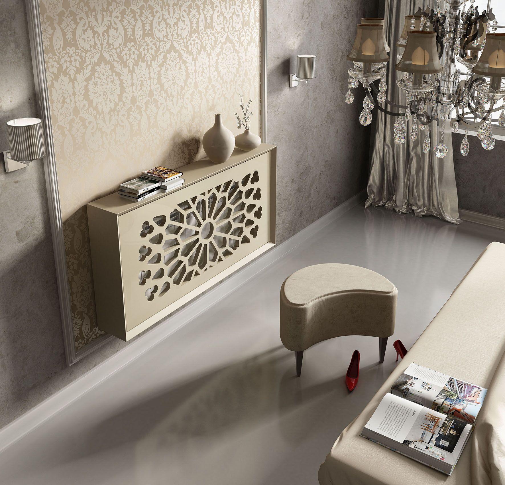 Cubreradiadores Dise O Muebles De Sal N Y Dormitorio  # Muebles Necesarios En Un Dormitorio