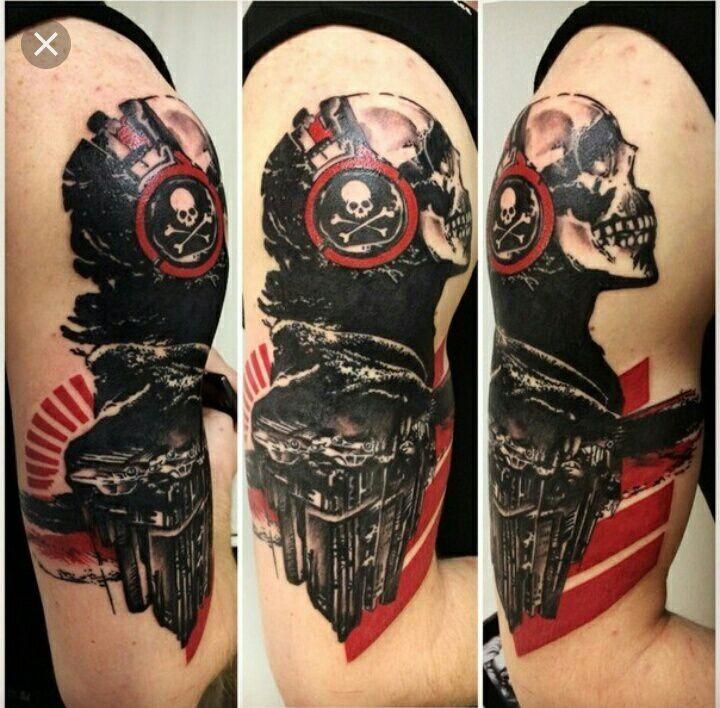 Тату Роза - Эскизы и Значения Татуировки Роза Tattoo