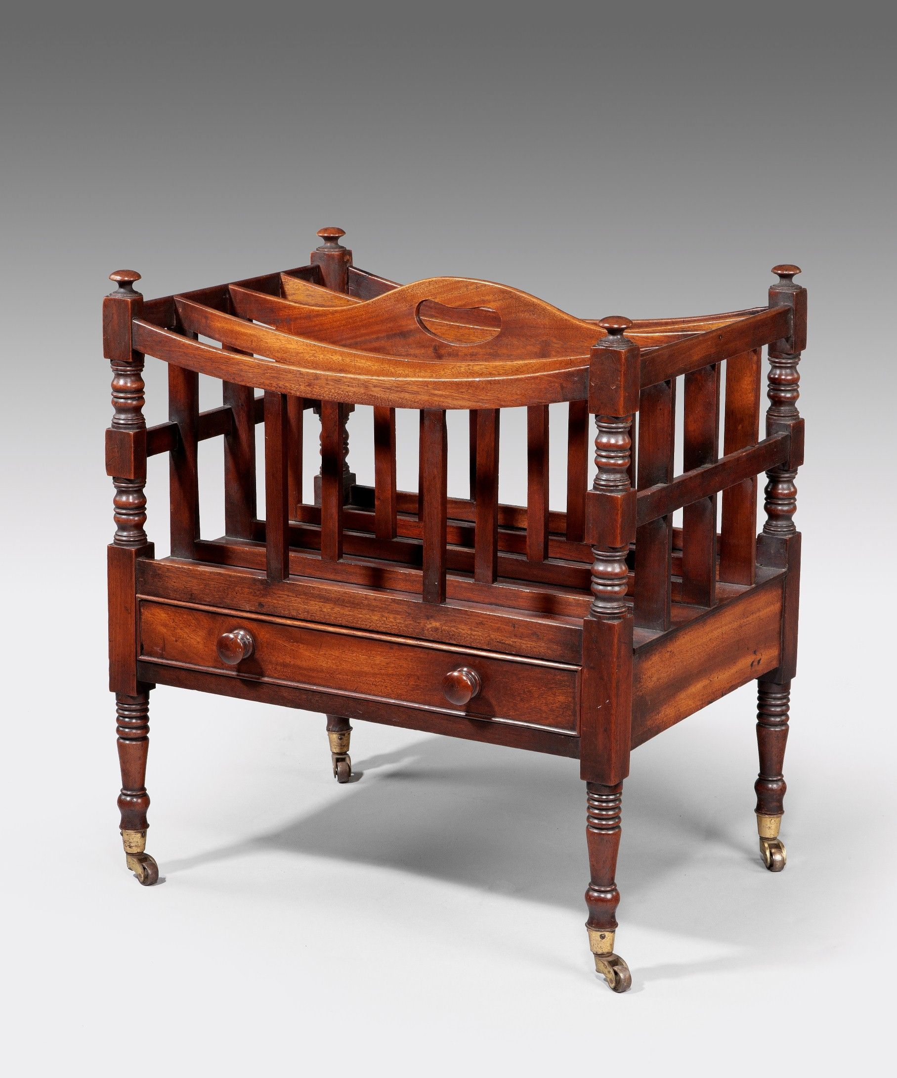 Do You Live In A Musical Household This Regency Mahogany Canterbury Is The Perfect Place For Al English Antique Furniture Regency Furniture Georgian Furniture