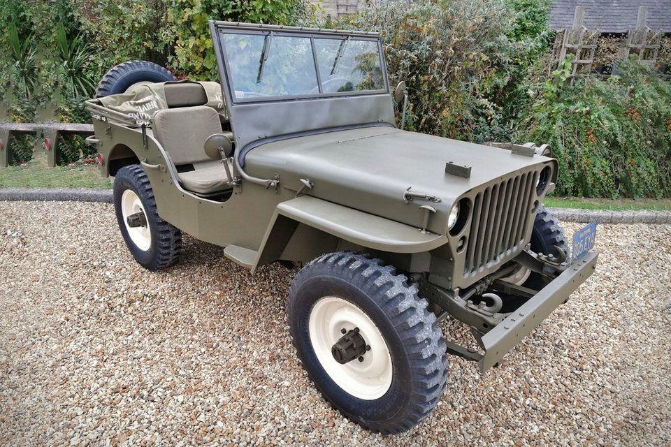 Steve Mcqueen S 1945 Willys Jeep Mb Willys Jeep Steve Mcqueen