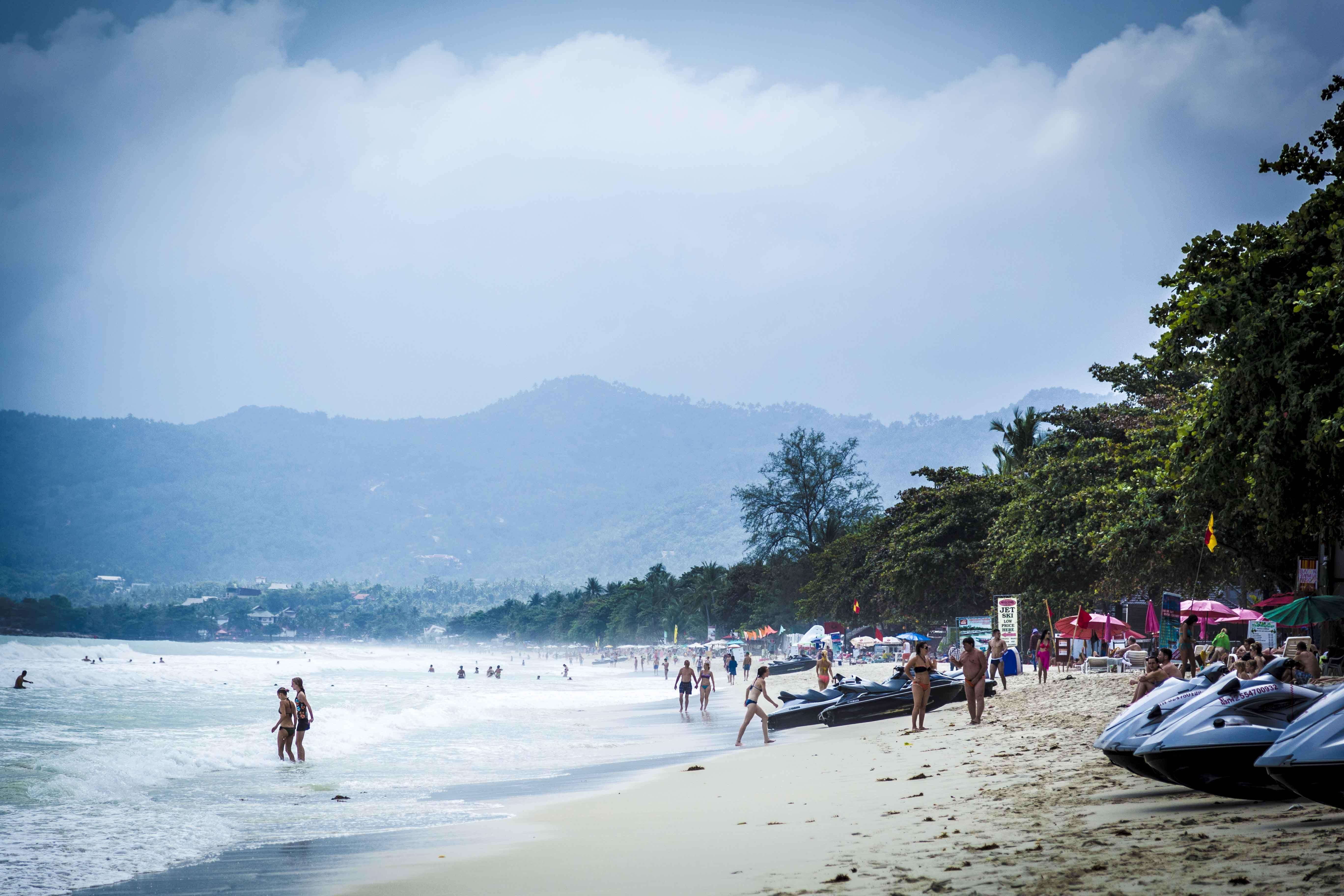 Koh Samui 2014, Chaweng Beach --> Follow us on http://instagram.com/travelloveorg