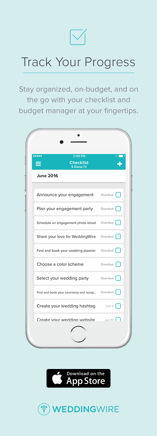 Download the only Wedding Planning App you\'ll ever need! Manage your ...