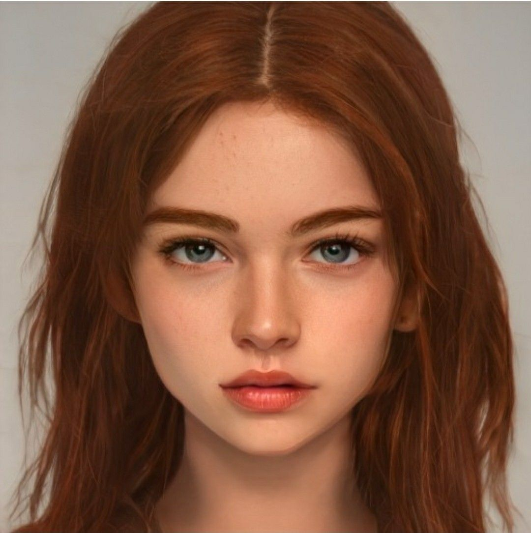 Artbreeder in 2021 | Girls cartoon art, Female art, Female