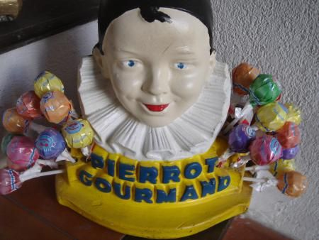 BUSTE PIERROT GOURMAND