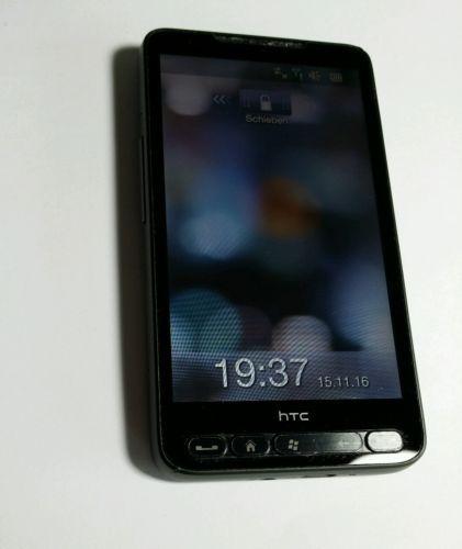 HTC HD2 in Schwarz - Smartphone T8585sparen25.com , sparen25.de , sparen25.info