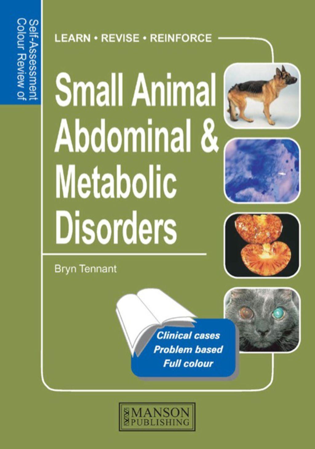 Small Animal Abdominal & Metabolic Disorders (eBook Rental