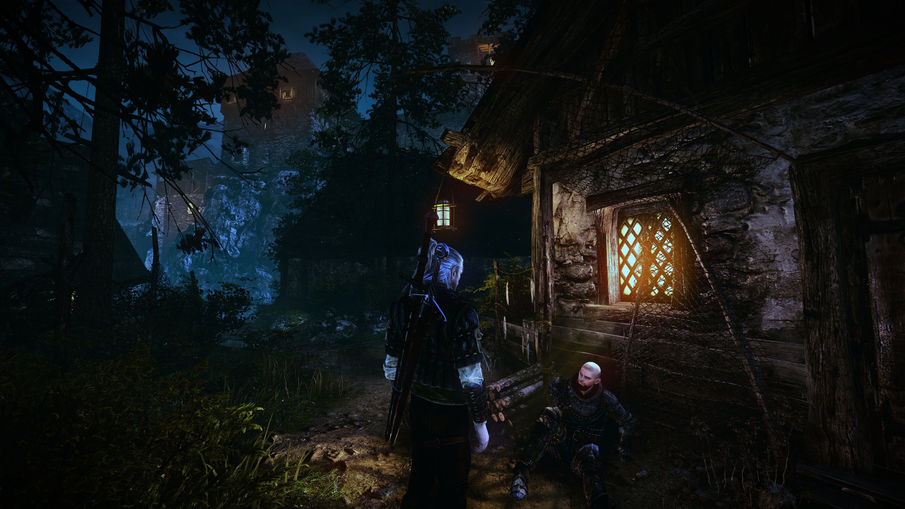 Video Game The Witcher 2 Assassins Of Kings Wallpaper Witcher