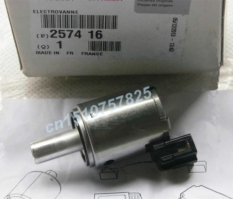 DPO AL4    Automatic    transmissions Gearbox Solenoid Valve For PEUGEOT 206 307 308 406 407 807 for