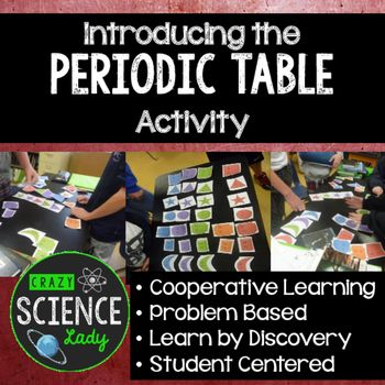 Periodic table of elements periodic table students and chemistry introducing the periodic table this is one of my best sellers and my all time favorite lesson to teach introduce the periodic table with this puzzle urtaz Image collections