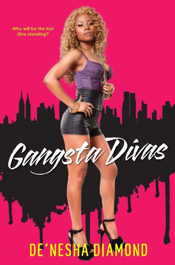 gangsta divas by denesha diamond book review the drama continues