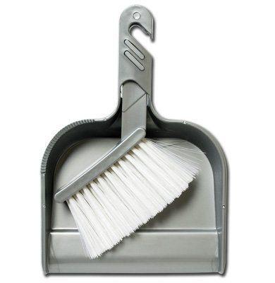 Al De Chef Dustpan And Whisk By Al De Chef 8 84 6 75 X6 Pan Brush 3 Rows Of Bristles Al De Chef Kitchen Cleaning Supplies Home Kitchens Cleaning Supplies
