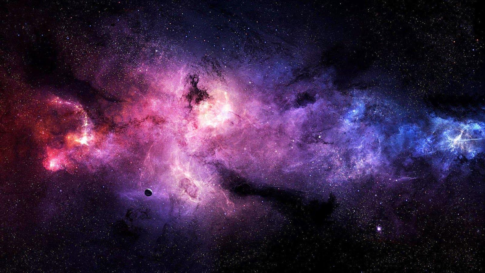 Galaxy Wallpaper Free Download Galaxy Violet Wallpaper Plano De Fundo Iphone Foto 2560x1440 Planos De Fundo