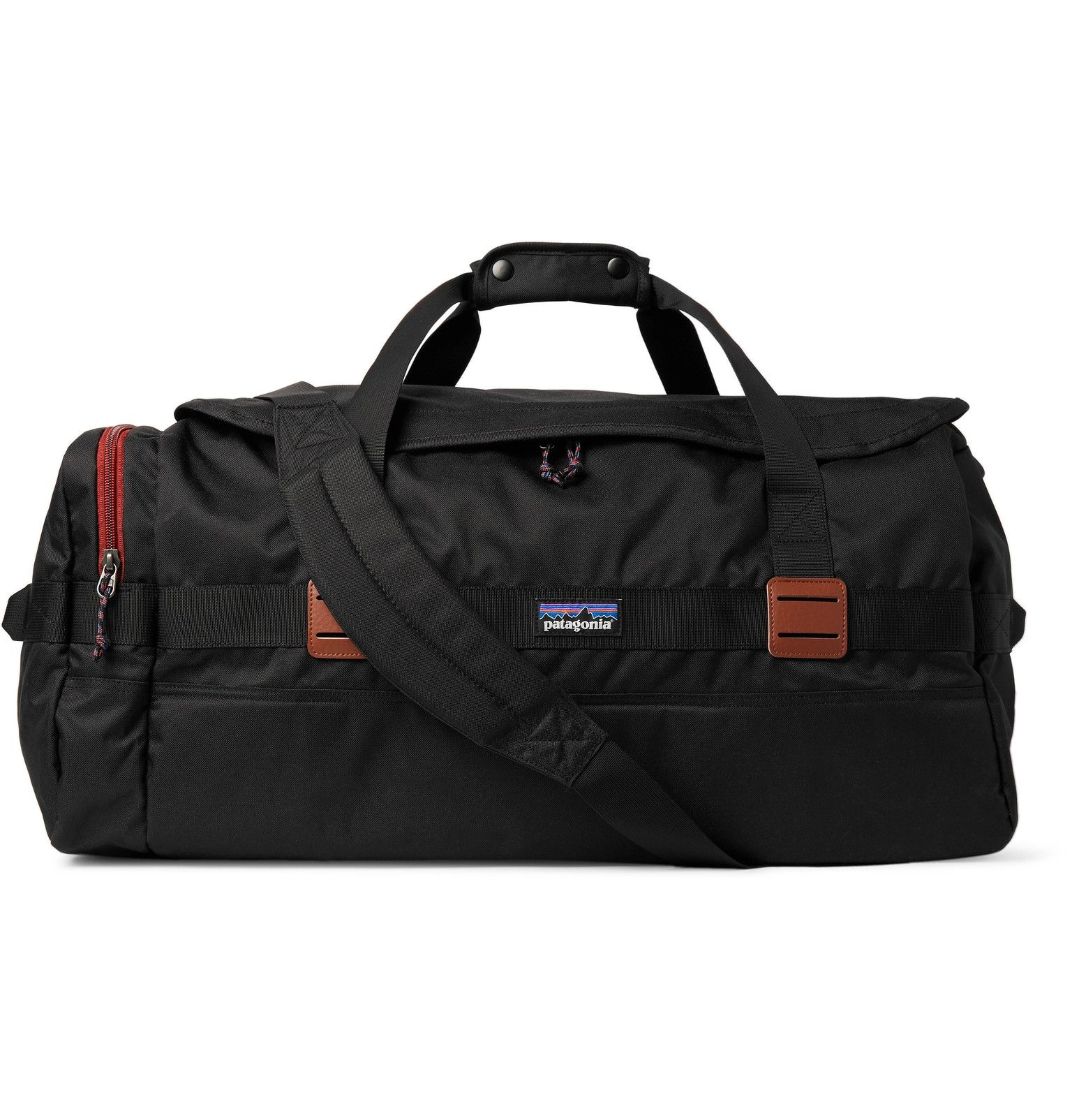ad4560f91b53 Patagonia - Arbor Leather-Trimmed Shell Holdall Patagonia
