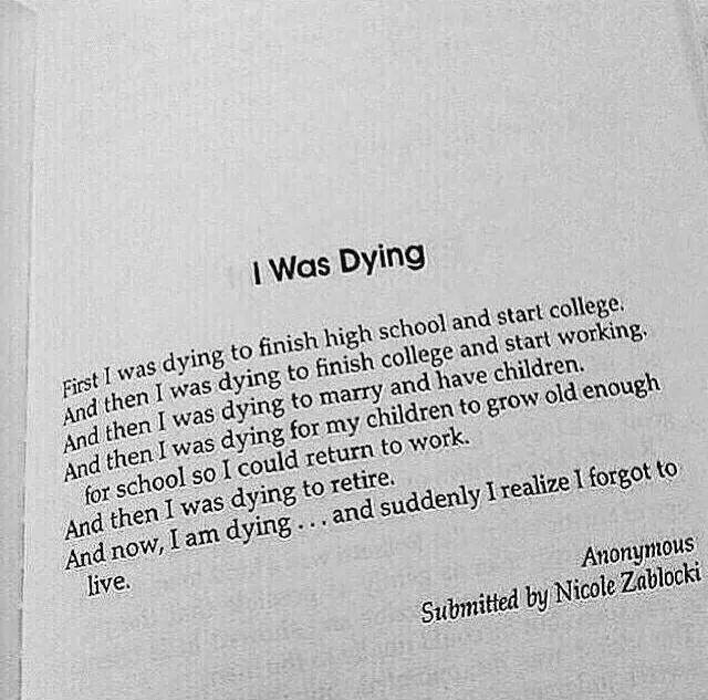 I Was Dying Quotes Words Inspirational Quotes