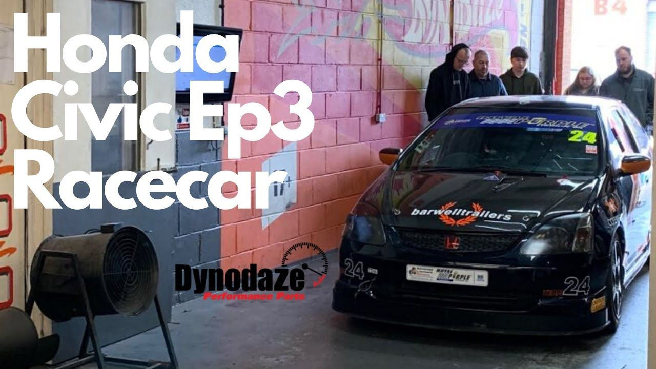 Civic Ep3 Race Car Dyno Honda Specialist in 2020 Civic