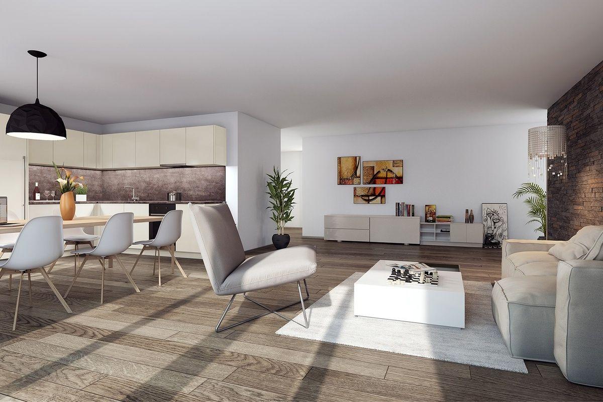 Traumhafte 2 5 Zimmer Wohnung In Weiach Zu Vermieten Wohnung 5