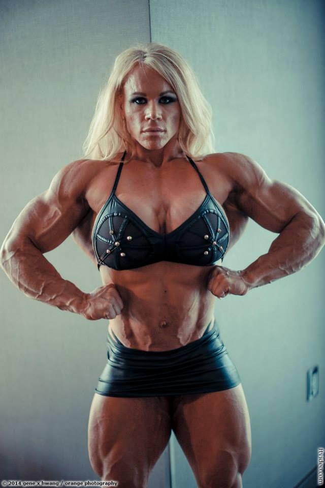 girls tumblr muscular