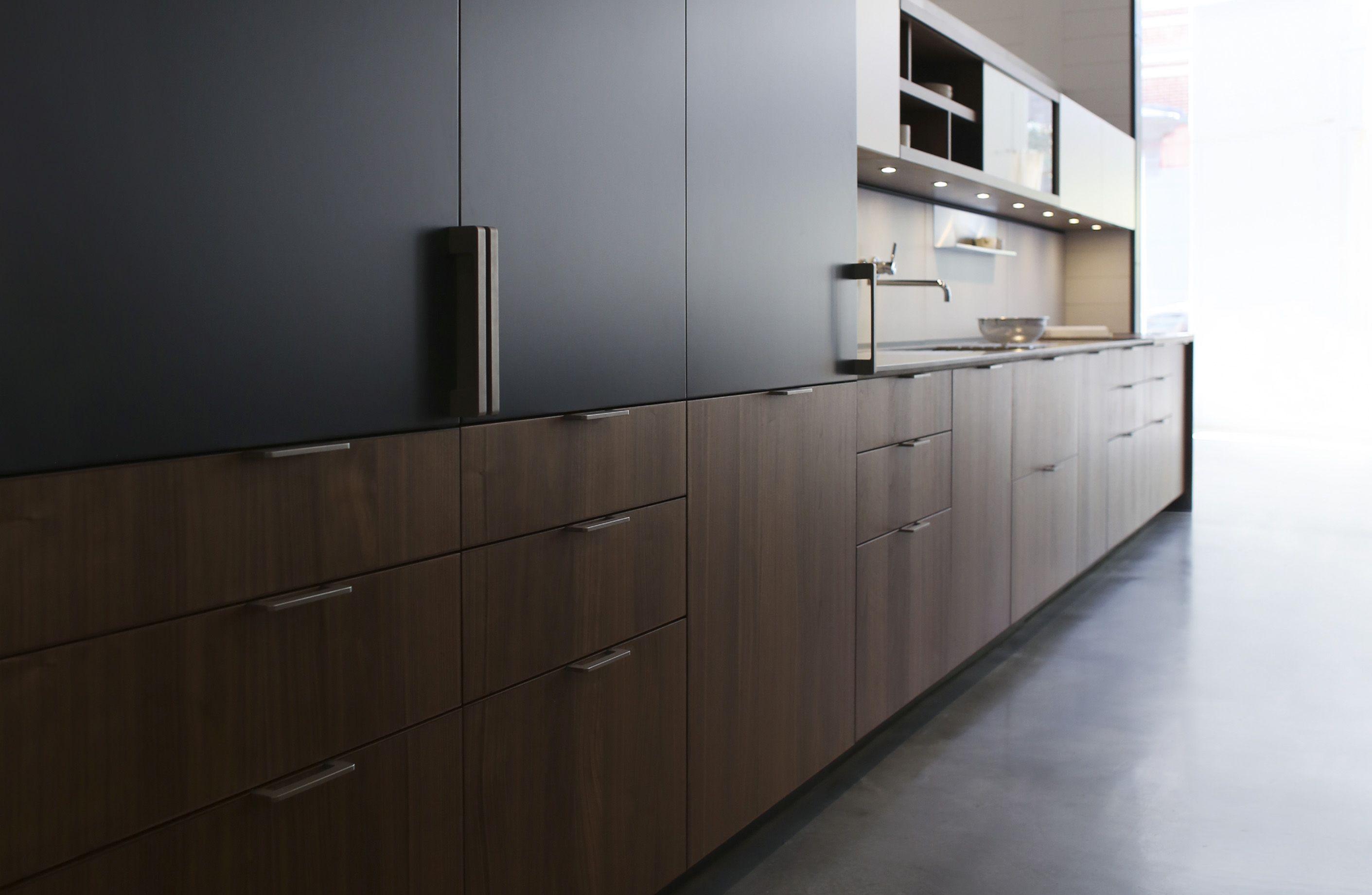 Henrybuilt beautiful spilt tone front for integrated refrigeration ...