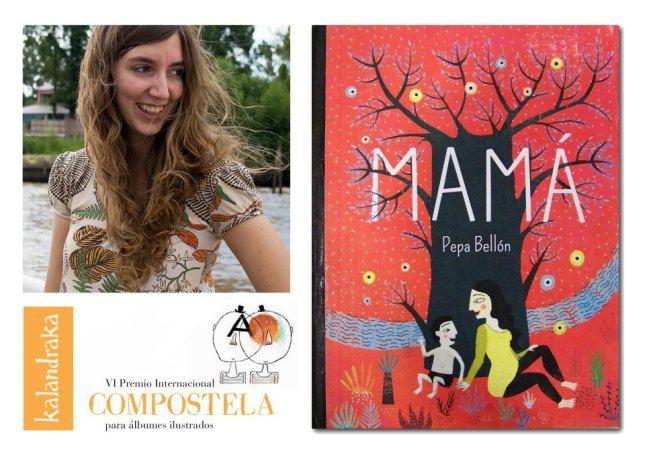 Mariana Ruiz Johnson ha ganado el VI Premio Internacional Compostela de Álbum Ilustrado | La memoria de un espejo