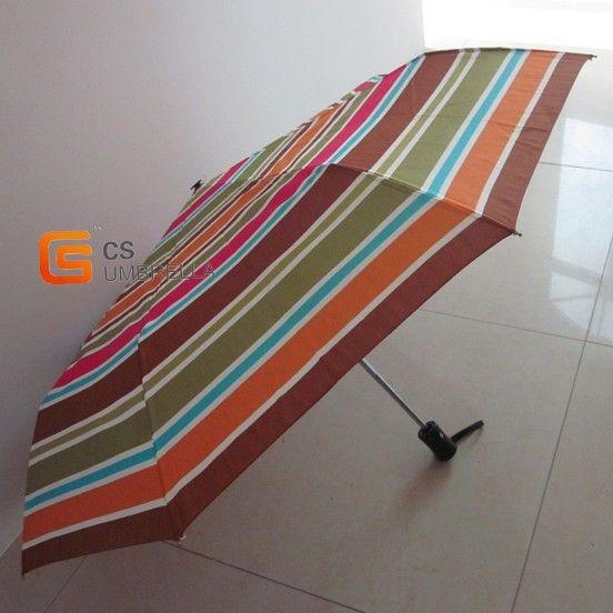 printed fabric Alumiumauto open&close umbrella