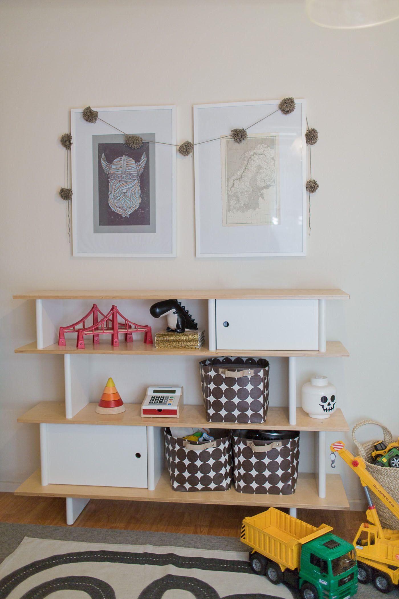 Kids Bedroom Library oeuf mini library. oeufnyc toddler boy's bedroom update | nursery