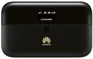 How To Unlock Telekom Huawei E5885 Mobile Wifi Pro2 1 Insert An Unaccepted Sim Card In The Telekom Huawei E5885 Mobile Wifi Pro2 Mobile Wifi Huawei Wifi