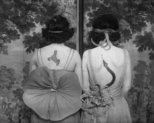 Au Musée du Quai Branly, le tatouage paye son Festin Nu