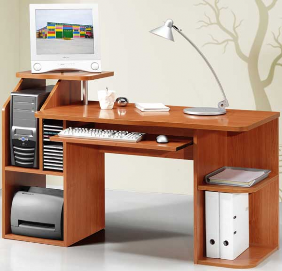 Escritorio para ordenador impresora y escaner buscar for Mesas de ordenador alcampo