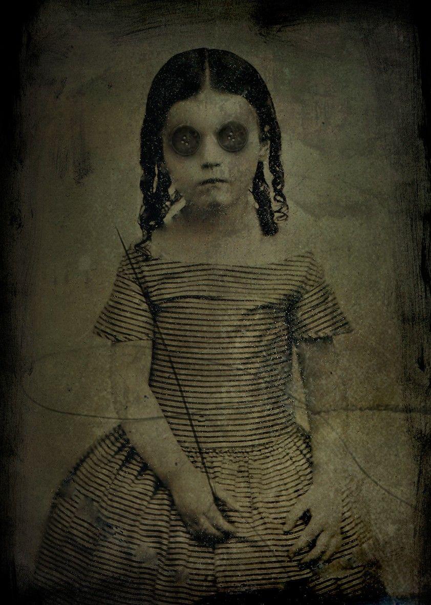 Oh sweet Coraline by LucyReynoldsArt