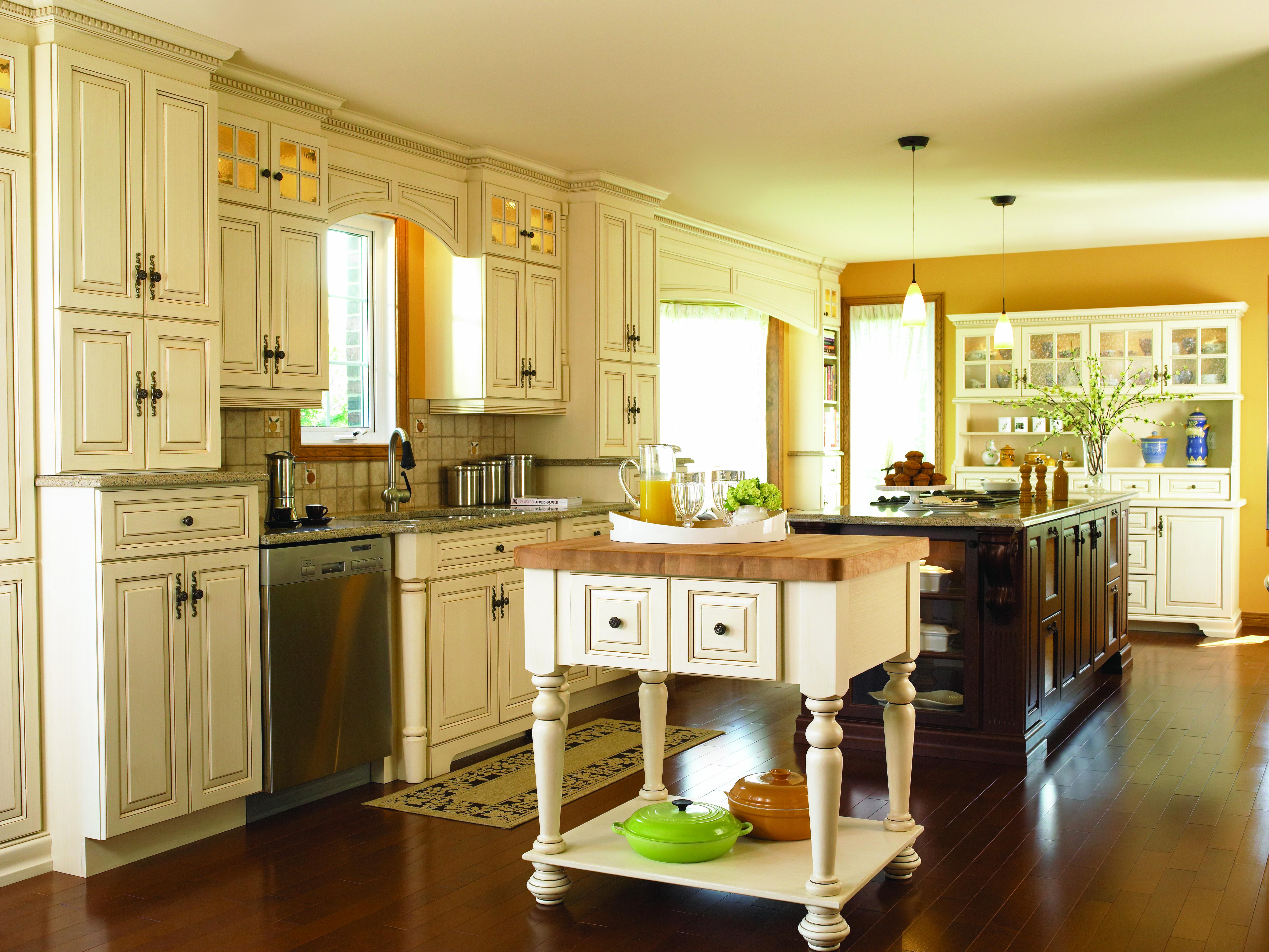 Cabico Custom Cabinetry Traditional Kitchen Cabico
