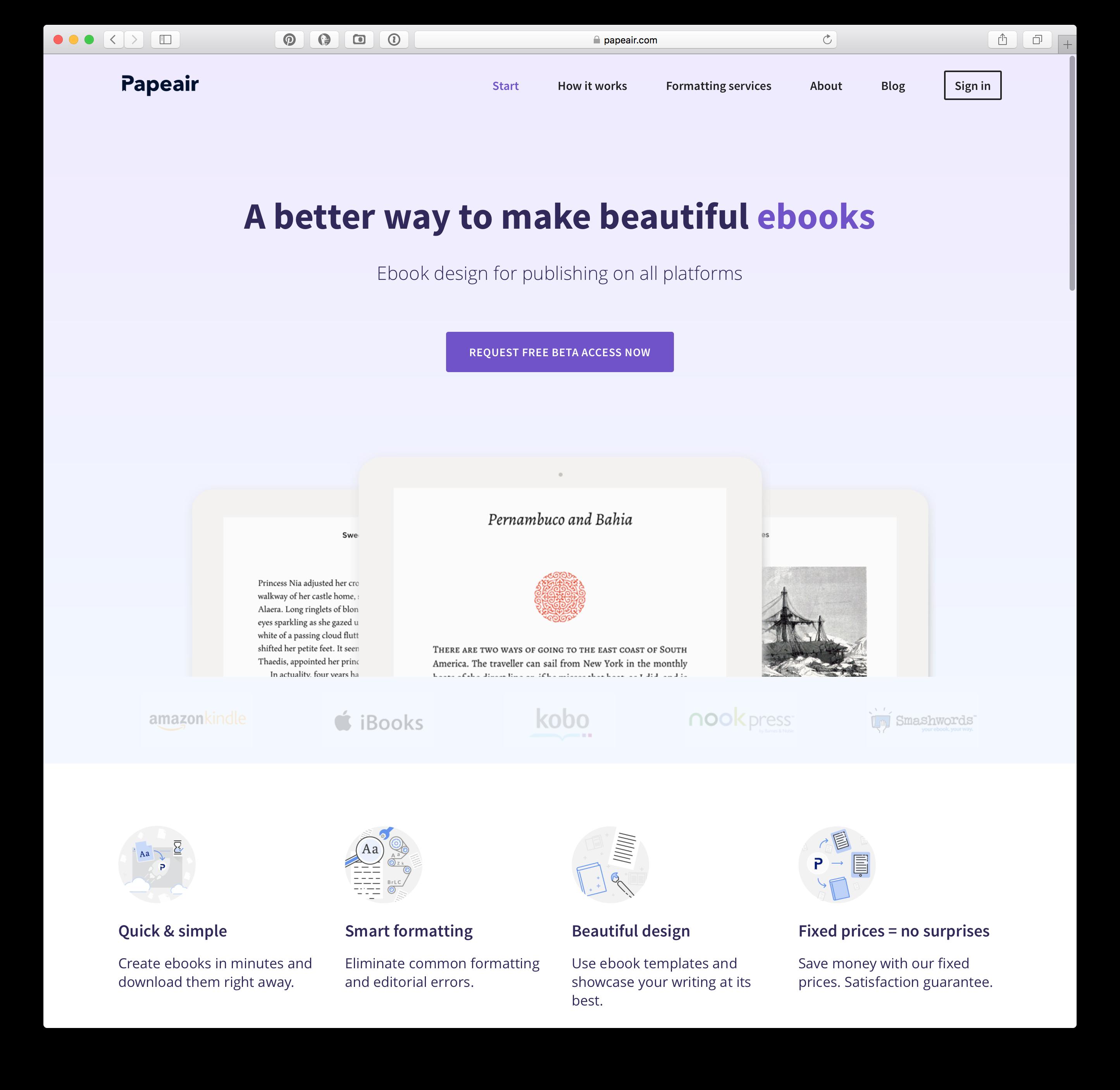 Top eBook creation tools: •• Papeair•• \
