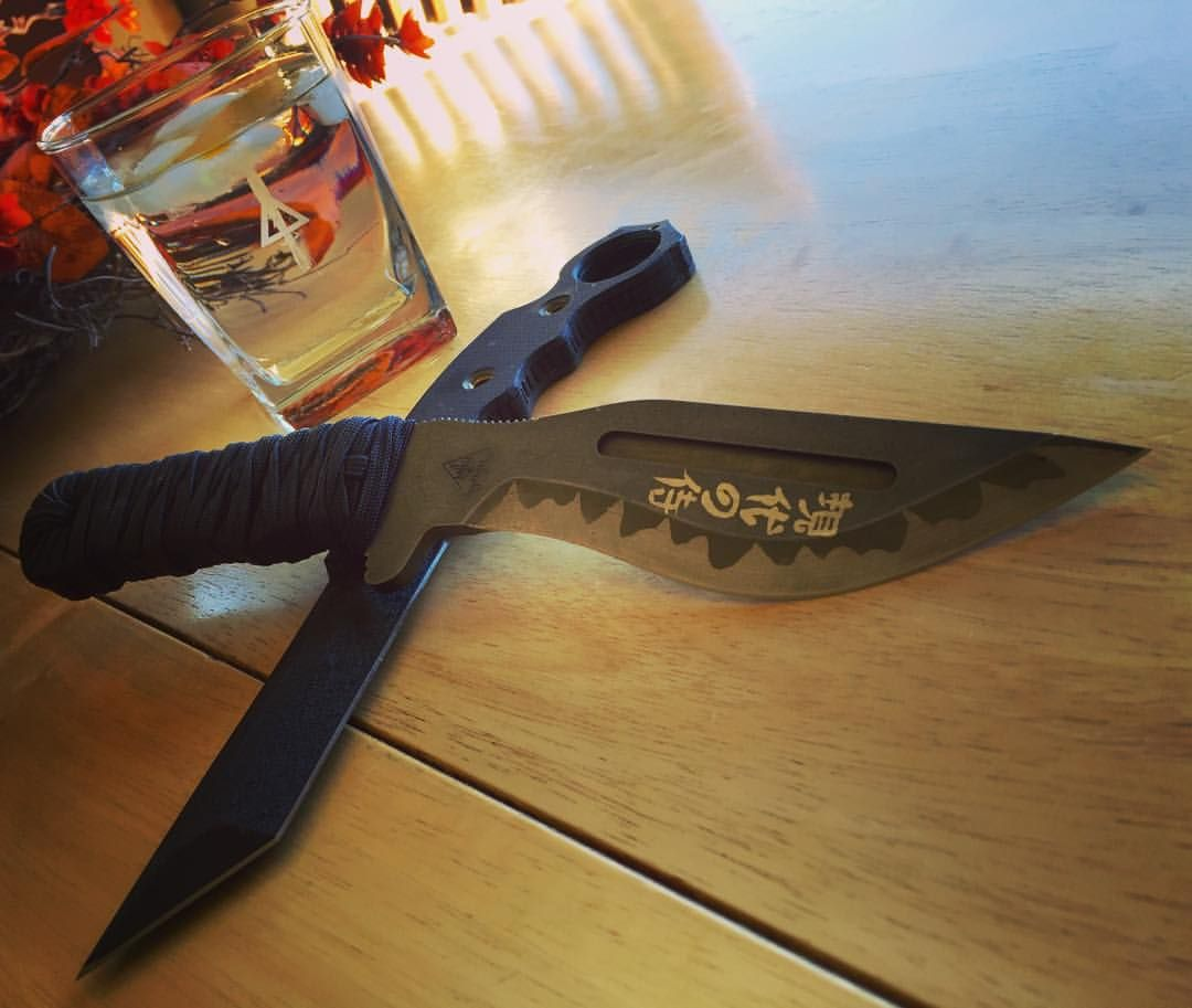 Ronin tactics | Blades | Blade, Tactical gear, Axe