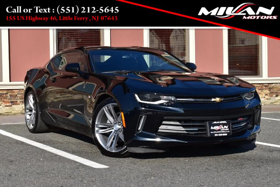2016 Chevrolet Camaro 2dr Cpe Lt W 2lt Available For Sale In Little Ferry New Jersey Milan Motors Little Ferry New Je Chevrolet Camaro Camaro Chevrolet