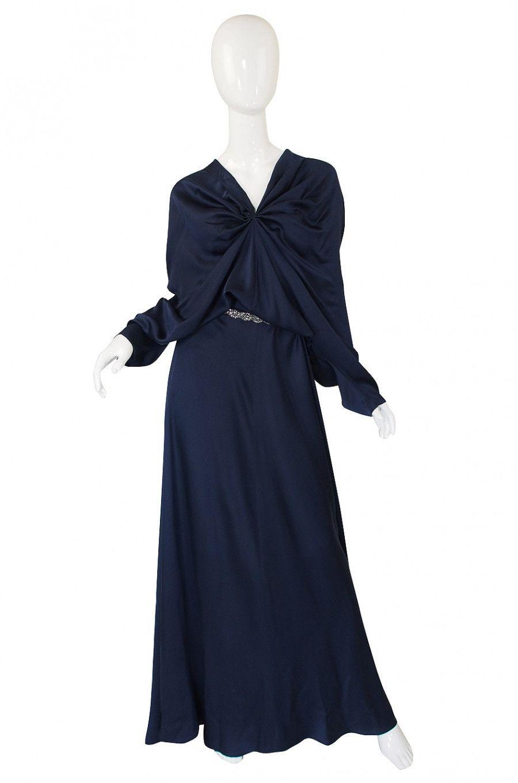 fd410797810 Recent Yves Saint Laurent Silk Bias Cut Gown | Products | Bias cut ...
