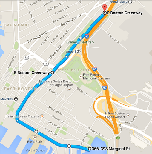 East boston greenway bicycle trail 17 miles 8 min franklin park east boston greenway bicycle trail 17 miles 8 min sciox Choice Image