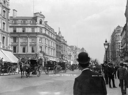 Oxford Street: c 1905