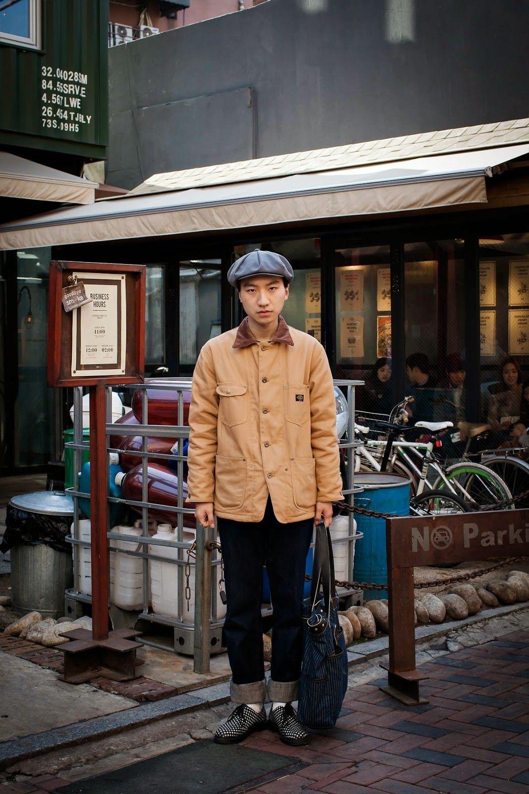 On the street... Soobin Lee Daegu ~ echeveau (met ...