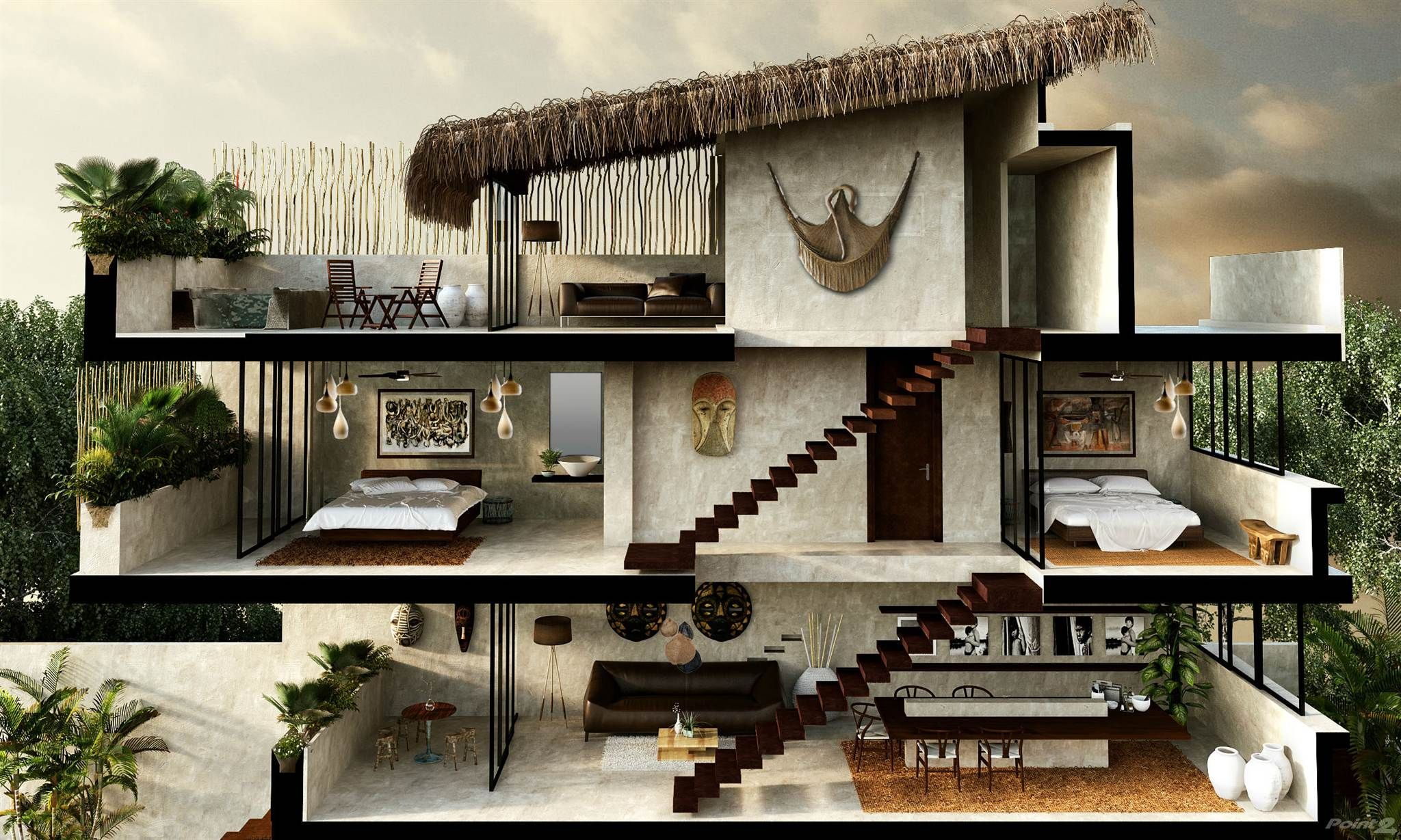 Artia Chukum Tulum Quintana Roo Estate Homes Tulum Condos For Sale