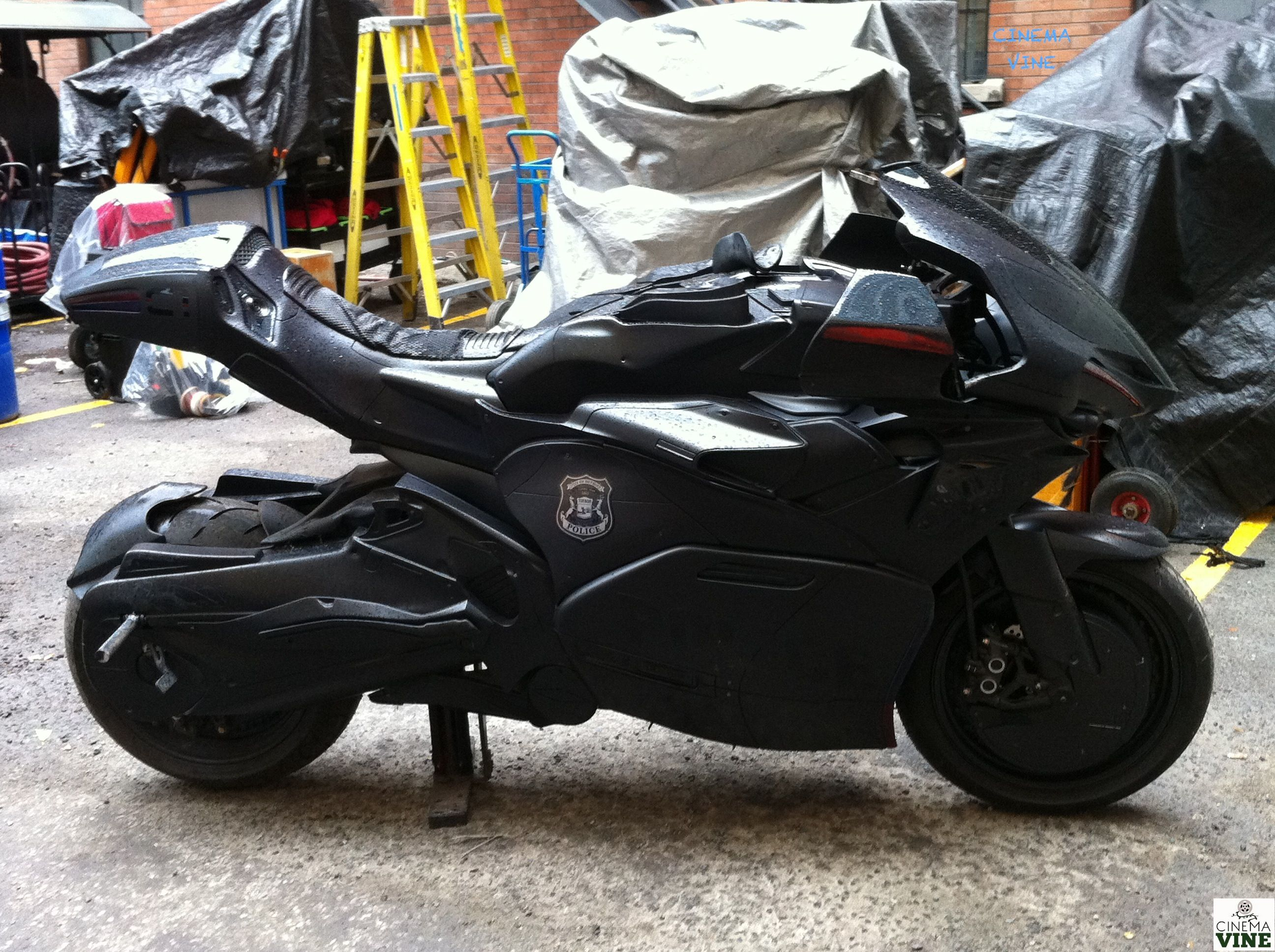 Robocop Bike With Images