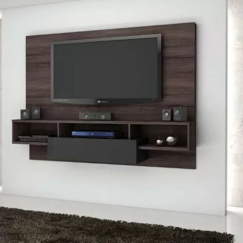 Muebles Para Tv En Pared Modernos Panel Lcd Led- Rack - Modular - Rack - Mueble