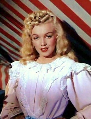 Image result for marilyn monroe in a ticket to tomahawk movie poster