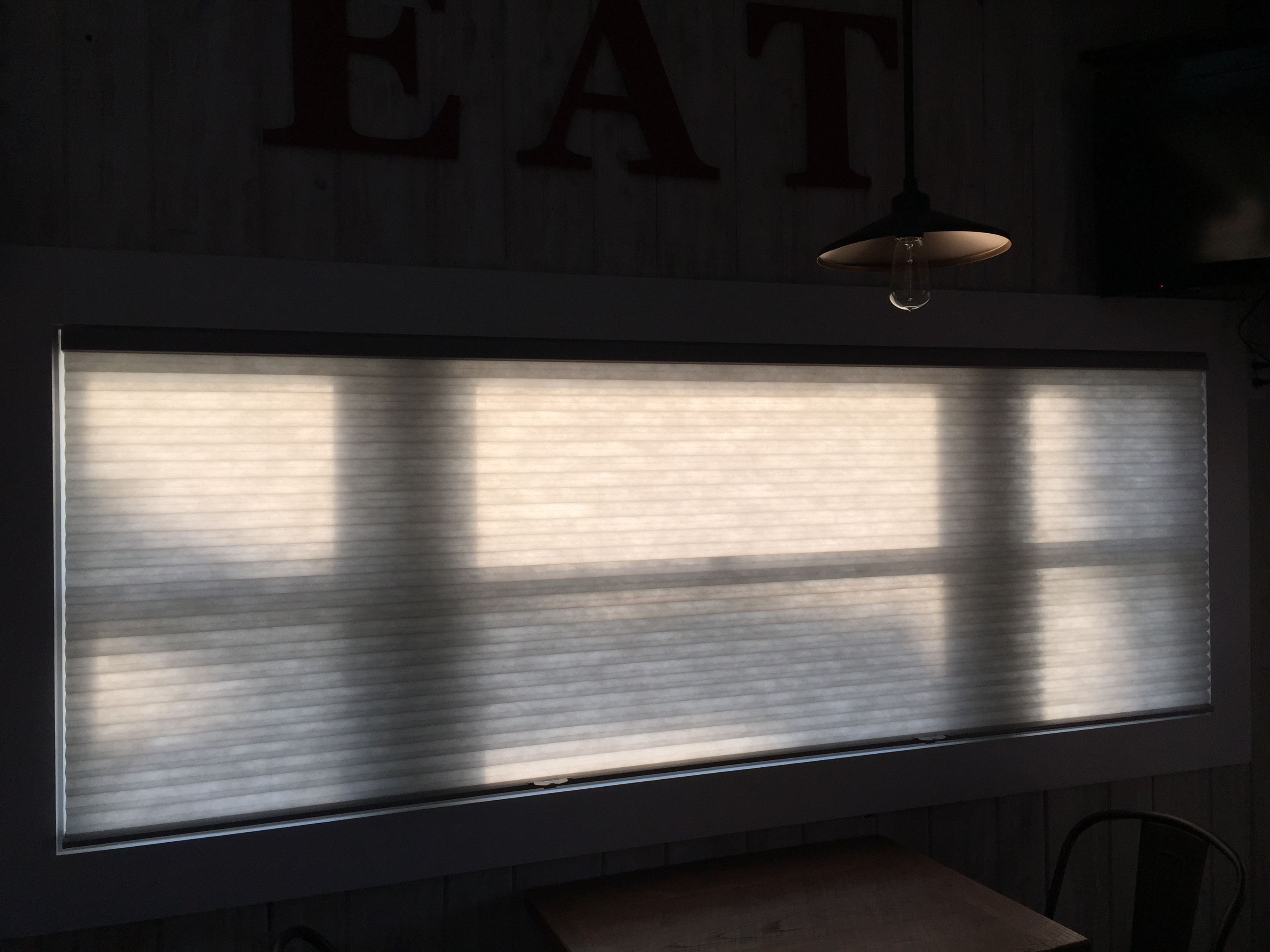 Hunter Douglas Applause® honeycomb shades are energy efficient helping a commercial business save o... - #applause #douglas #efficient #energy #honeycomb #hunter #shades - #bestcellularshades