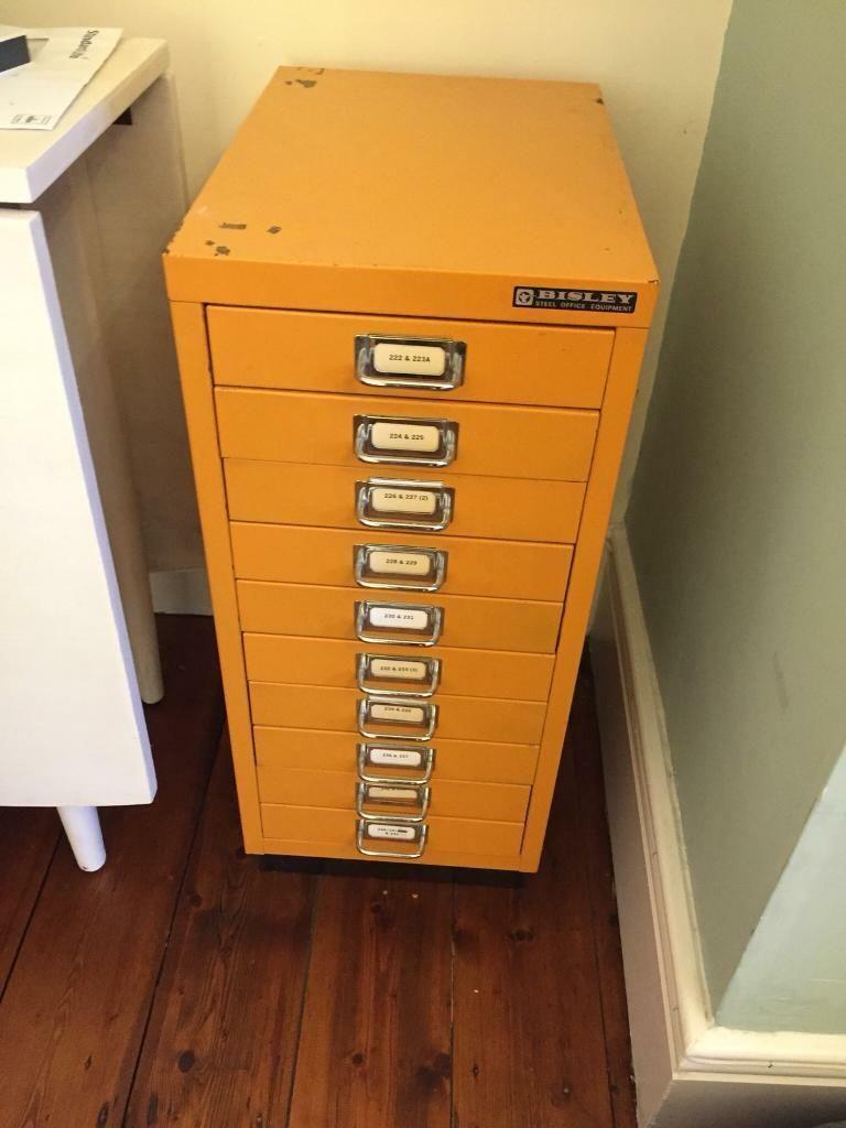 10 Drawer Filing Cabinet Bisley In 2020 Filing Cabinet Drawer Filing Cabinet Cabinet