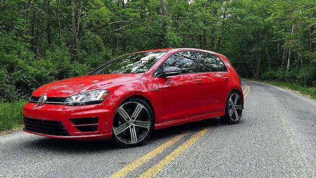 Tornado Red Photo Thread Vw Cars Vw Golf Volkswagen