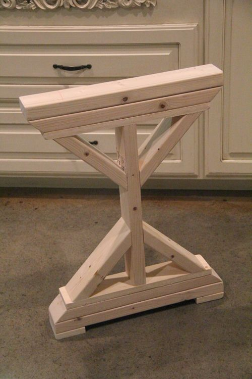 Used Kitchen Chairs Chair Step Stool Best 25+ Farmhouse Table Legs Ideas On Pinterest | Farm Legs, And ...