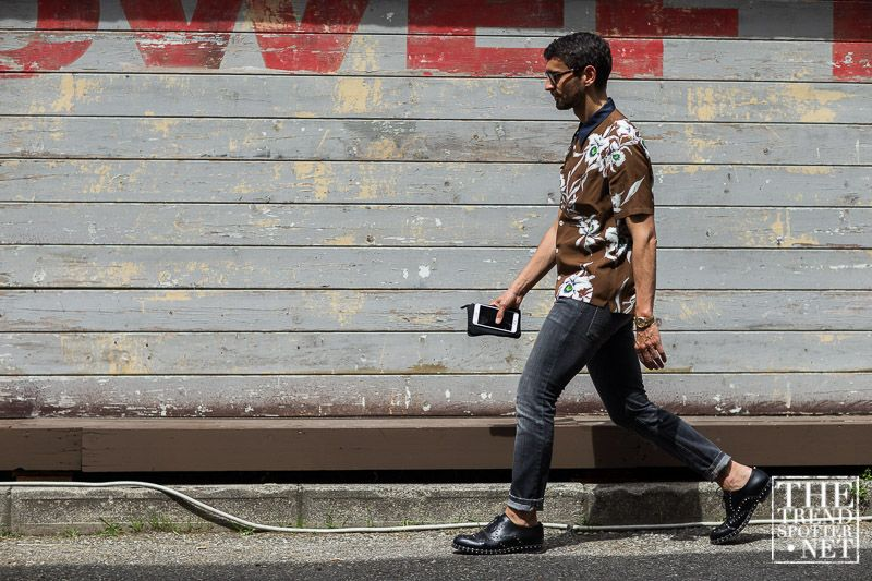 The Best Street Style From Pitti Uomo S/S 2017