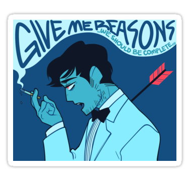 Joji Slow Dancing in the Dark Sticker by Oletarts